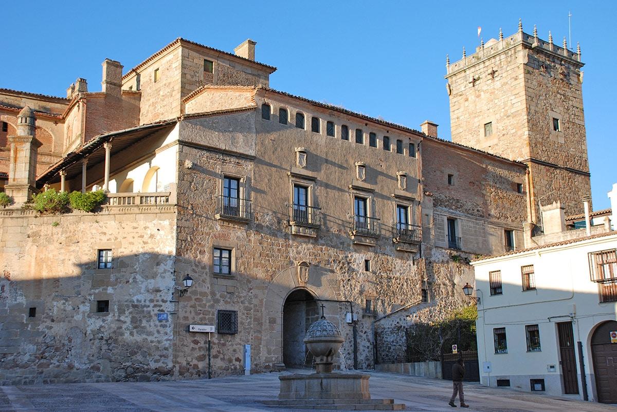 Palacio de los Marqueses de Mirabel