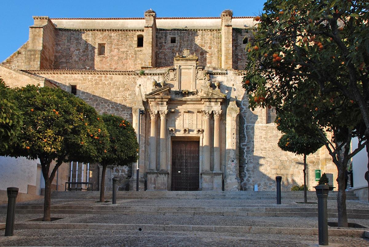 Iglesia museo de Santo Domingo